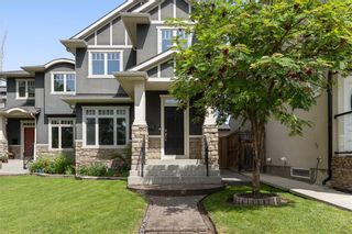 Main Photo: 2722 Parkdale Boulevard NW in Calgary: Parkdale Semi Detached for sale : MLS®# A1106630