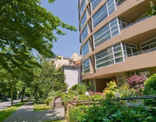 Photo 3: Photos: # 502 1225 BARCLAY ST in Vancouver: West End VW Condo for sale (Vancouver West)  : MLS®# V716758
