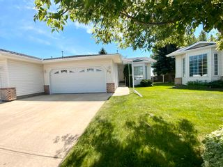 Photo 1: 62 4410 52 Avenue: Wetaskiwin House Half Duplex for sale : MLS®# E4250972