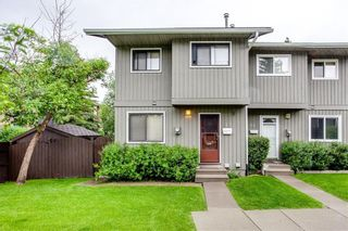 Photo 1: 15 6503 Ranchview Drive NW in Calgary: Ranchlands Row/Townhouse for sale : MLS®# A1090707