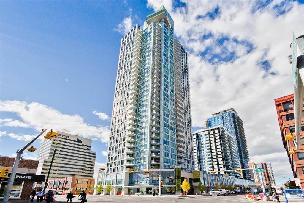 Main Photo: 1003 901 10 Avenue SW in Calgary: Beltline Apartment for sale : MLS®# A1118422