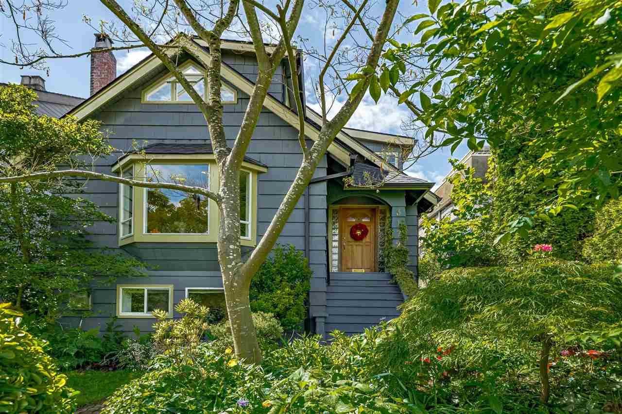Main Photo: 3172 W 24TH Avenue in Vancouver: Dunbar House for sale (Vancouver West)  : MLS®# R2587426