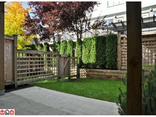 "Photo 9: 40 16233 83RD Avenue in Surrey: Fleetwood Tynehead Townhouse for sale in ""VERANDA"" : MLS®# F1125502"
