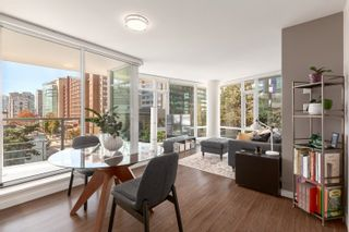 """Main Photo: 607 161 W GEORGIA Street in Vancouver: Downtown VW Condo for sale in """"The Cosmo"""" (Vancouver West)  : MLS®# R2619102"""
