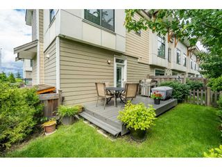"""Photo 30: 97 9989 BARNSTON Drive in Surrey: Fraser Heights Townhouse for sale in """"Highcrest"""" (North Surrey)  : MLS®# R2477034"""