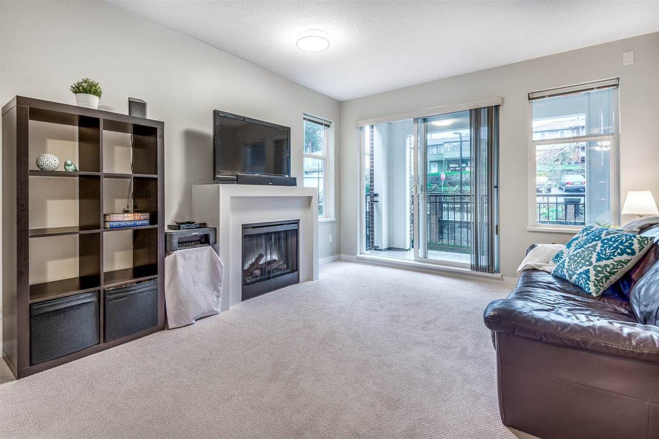 "Main Photo: 207 4728 BRENTWOOD Drive in Burnaby: Brentwood Park Condo for sale in ""The Varley at Brentwood Gates"" (Burnaby North)  : MLS®# R2534771"