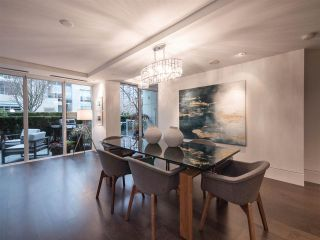 """Photo 5: 1510 HOMER Mews in Vancouver: Yaletown Townhouse for sale in """"THE ERICKSON"""" (Vancouver West)  : MLS®# R2334028"""