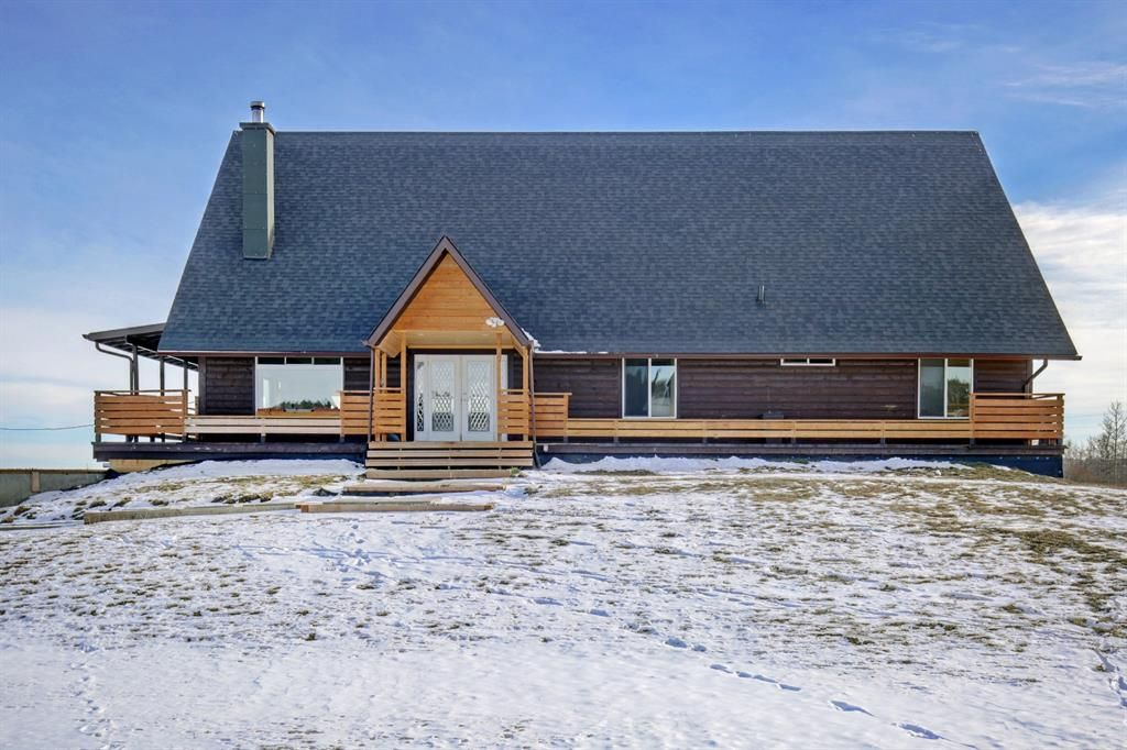Main Photo: 186112 256 Street W: Priddis Detached for sale : MLS®# A1050704