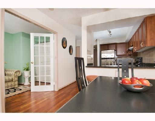 Photo 5: Photos: # 502 1225 BARCLAY ST in Vancouver: West End VW Condo for sale (Vancouver West)  : MLS®# V716758