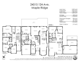 """Photo 6: 24515 124 Avenue in Maple Ridge: Websters Corners House for sale in """"ACADEMY PARK"""" : MLS®# R2618863"""