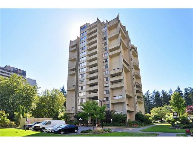 """Main Photo: 1202 4105 MAYWOOD Street in Burnaby: Metrotown Condo for sale in """"TIMES SQUARE"""" (Burnaby South)  : MLS®# V1023881"""