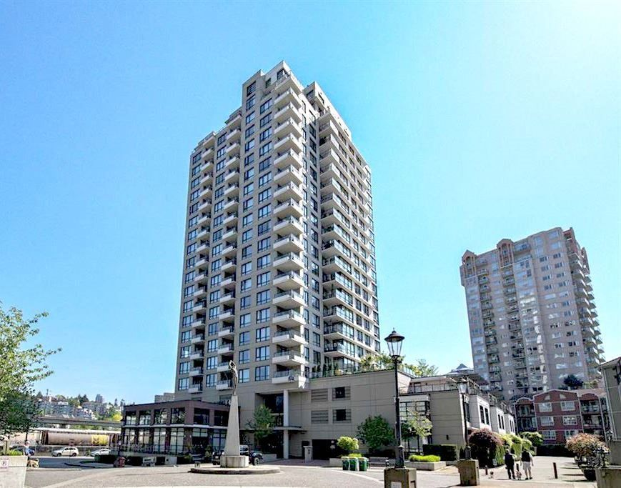"""Main Photo: 1203 1 RENAISSANCE Square in New Westminster: Quay Condo for sale in """"THE Q"""" : MLS®# R2262344"""