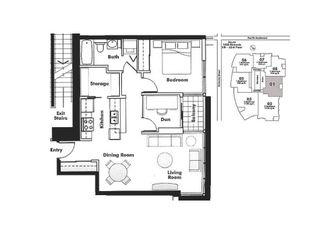 """Photo 36: 1201 1438 RICHARDS Street in Vancouver: Yaletown Condo for sale in """"AZURA 1"""" (Vancouver West)  : MLS®# R2541514"""