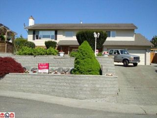 """Photo 1: 2300 ANORA Drive in Abbotsford: Abbotsford East House for sale in """"MCMILLAN"""" : MLS®# F1204625"""