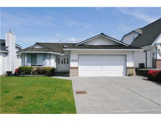 """Photo 1: 19590 SOMERSET Drive in Pitt Meadows: Mid Meadows House for sale in """"SOMERSET"""" : MLS®# V838691"""