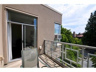 "Photo 9: # 406 3083 W 4TH AV in Vancouver: Kitsilano Condo for sale in ""DELANO"" (Vancouver West)  : MLS®# V901374"