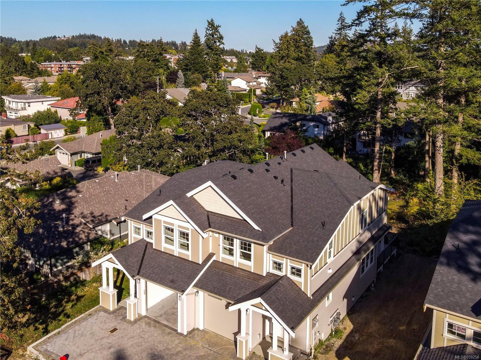 Main Photo: 6 4487 Wilkinson Rd in : SW Royal Oak Row/Townhouse for sale (Saanich West)  : MLS®# 859254