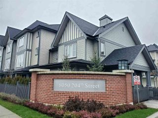 "Photo 1: 57 8050 204 Street in Langley: Willoughby Heights Townhouse for sale in ""Ashbury & Oak"" : MLS®# R2425423"