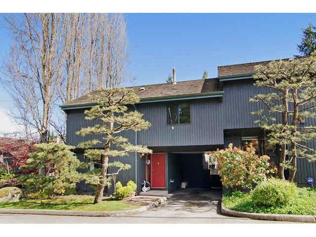 """Main Photo: 417 4001 MT SEYMOUR Parkway in North Vancouver: Roche Point Townhouse for sale in """"THE MAPLES"""" : MLS®# V1115276"""