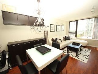 """Photo 3: 1101 7063 HALL Avenue in Burnaby: Highgate Condo for sale in """"EMERSON"""" (Burnaby South)  : MLS®# V971763"""