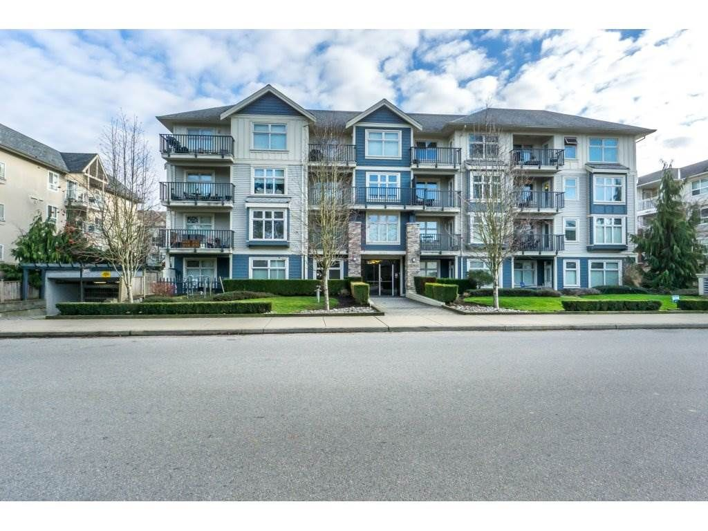 """Main Photo: 407 8084 120A Street in Langley: Queen Mary Park Surrey Condo for sale in """"Eclipse"""" (Surrey)  : MLS®# R2333868"""