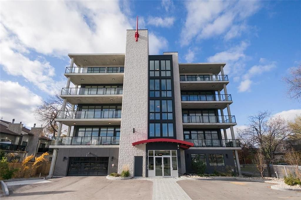 Main Photo: 204 1914 Henderson Highway in Winnipeg: North Kildonan Condominium for sale (3G)  : MLS®# 202103640