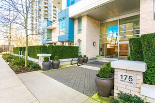"""Photo 1: 701 175 W 2ND Street in North Vancouver: Lower Lonsdale Condo for sale in """"Ventana"""" : MLS®# R2155702"""