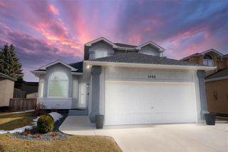 Photo 1: 1093 Scurfield Boulevard in Winnipeg: Whyte Ridge Residential for sale (1P)  : MLS®# 202105142