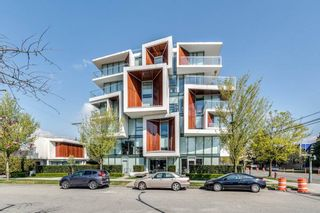 "Photo 1: 107 5688 WILLOW Street in Vancouver: Cambie Condo for sale in ""APERTURE"" (Vancouver West)  : MLS®# R2526117"