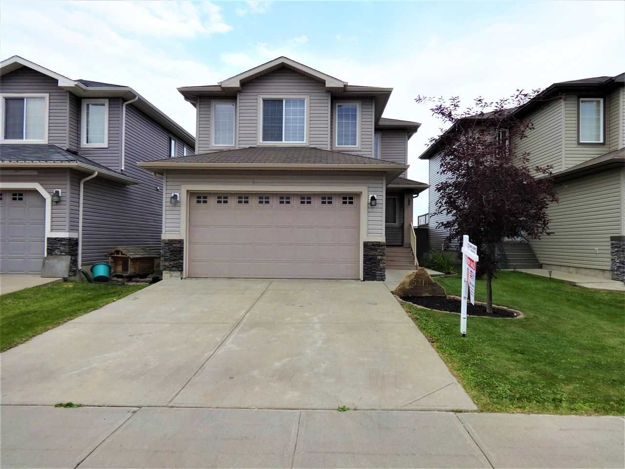 Main Photo: 5311 45 Street: Bruderheim House for sale : MLS®# E4211646