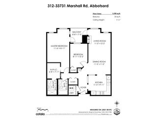 Photo 31: 312 33731 MARSHALL Road in Abbotsford: Central Abbotsford Condo for sale : MLS®# R2609186
