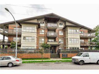 "Photo 1: 103 1988 SUFFOLK Avenue in Port Coquitlam: Glenwood PQ Condo for sale in ""MAGNOLIA GARDEN"" : MLS®# R2060212"