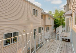 Photo 32: 306 20 Street NW in Calgary: West Hillhurst Row/Townhouse for sale : MLS®# A1130619