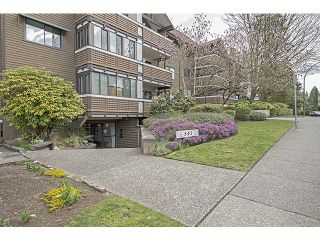 """Photo 1: 309 545 SYDNEY Avenue in Coquitlam: Coquitlam West Condo for sale in """"The Gables"""" : MLS®# V1056291"""