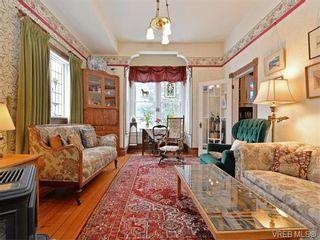 Photo 2: 609 Toronto St in VICTORIA: Vi James Bay House for sale (Victoria)  : MLS®# 751838