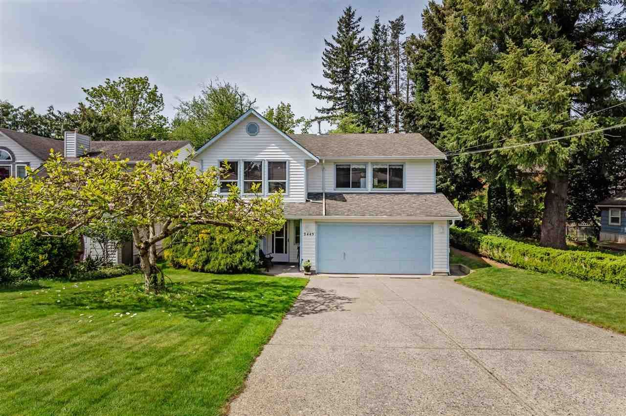 Main Photo: 2443 PARK Drive in Abbotsford: Central Abbotsford House for sale : MLS®# R2580697