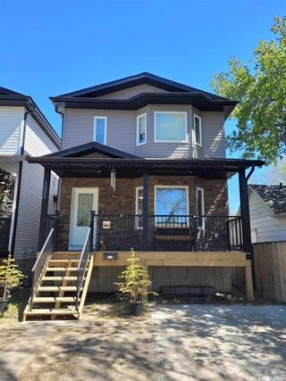 Photo 1: 705 33rd Street West in Saskatoon: Caswell Hill Residential for sale : MLS®# SK855512