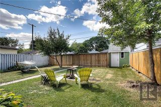 Photo 17: 703 Cambridge Street in Winnipeg: River Heights Residential for sale (1D)  : MLS®# 1823144