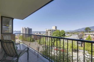 """Photo 15: 603 540 LONSDALE Avenue in North Vancouver: Lower Lonsdale Condo for sale in """"GROSVENOR PLACE"""" : MLS®# R2171024"""