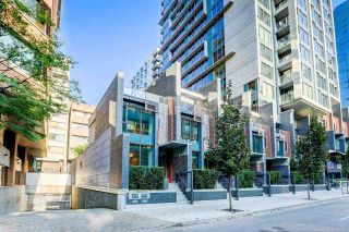 """Photo 2: 1145 HORNBY Street in Vancouver: Downtown VW Townhouse for sale in """"ADDITION"""" (Vancouver West)  : MLS®# R2574900"""