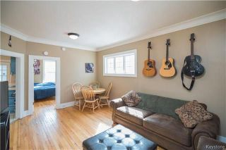 Photo 3: 891 Ashburn Street in Winnipeg: West End Residential for sale (5C)  : MLS®# 1807691