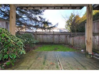 Photo 10: 11 7533 HEATHER Street in Richmond: McLennan North Townhouse for sale : MLS®# V864300