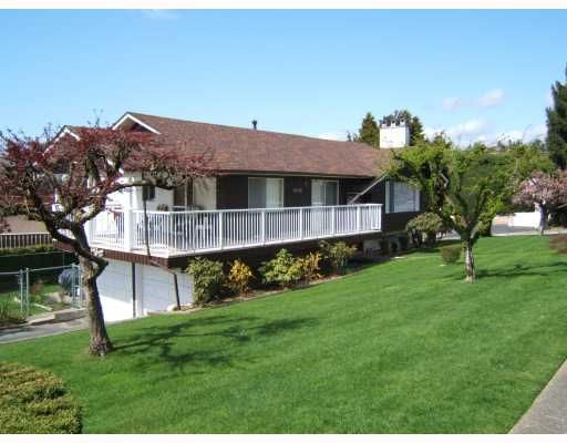 """Main Photo: 5515 MEADEDALE Drive in Burnaby: Parkcrest House for sale in """"PARKCREST"""" (Burnaby North)  : MLS®# V763869"""