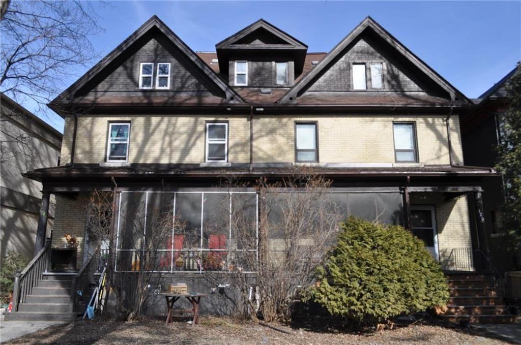 Main Photo: 118 Norquay Street in Winnipeg: Osborne Village Residential for sale (1B)  : MLS®# 202104510