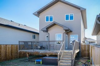 Photo 35: 107 Maningas Bend in Saskatoon: Evergreen Residential for sale : MLS®# SK852195