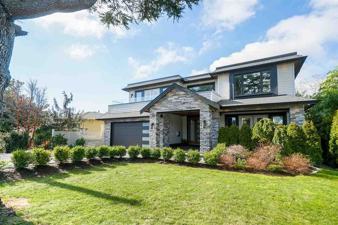 """Main Photo: 1551 ARCHIBALD Road: White Rock House for sale in """"West White Rock"""" (South Surrey White Rock)  : MLS®# R2584114"""