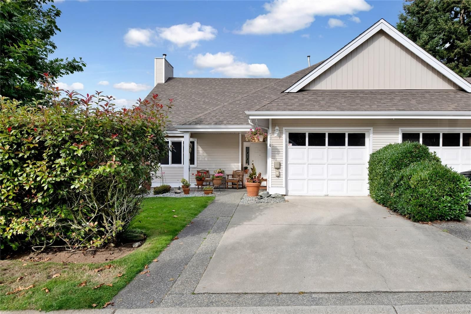 Main Photo: 5314 Arbour Lane in : Na North Nanaimo Row/Townhouse for sale (Nanaimo)  : MLS®# 858079