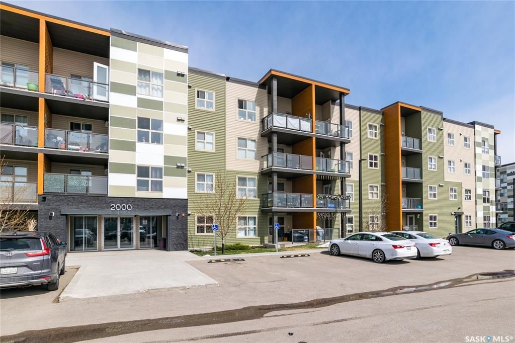 Main Photo: 2409 5500 Mitchinson Way in Regina: Harbour Landing Residential for sale : MLS®# SK850597