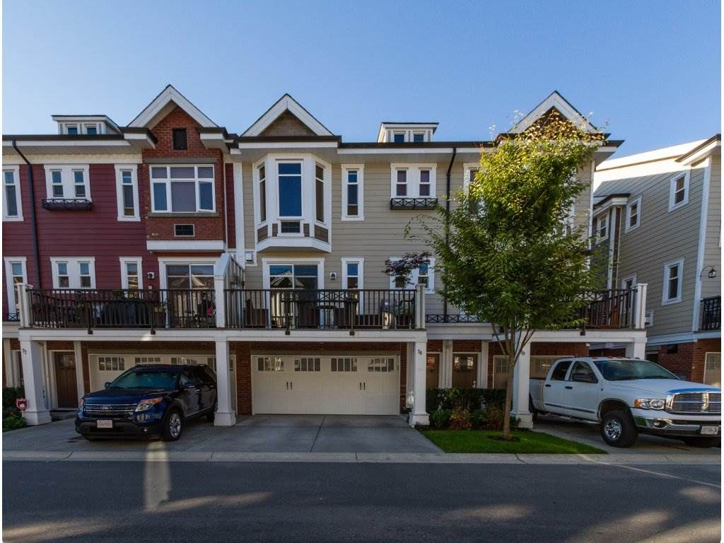 "Main Photo: 78 20738 84 Avenue in Langley: Willoughby Heights Townhouse for sale in ""Yorkson Creek"" : MLS®# R2110725"