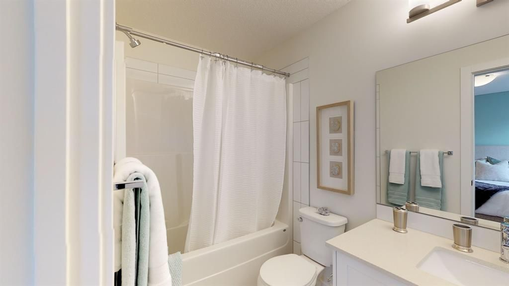 Photo 14: Photos: 122 Sage Meadows Garden NW in Calgary: Sage Hill Row/Townhouse for sale : MLS®# A1072303